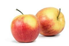 Manzanas irregulares. fotos de archivo