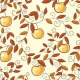 Manzanas maduras del otoño Fotografía de archivo libre de regalías