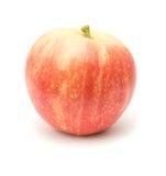 Manzanas rojas y amarillas Imagenes de archivo