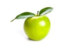 Manzanas solas Imágenes de archivo libres de regalías
