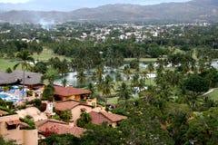Manzanillo - centro turístico fotografía de archivo
