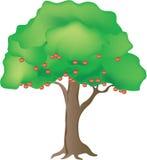 Manzano stock de ilustración