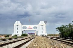 Manzhouli abroad Stock Images