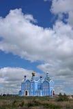 Manzhouli Matryoshka Russian craft shop on the square Stock Photography