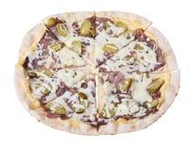 Manzo пиццы Стоковые Изображения