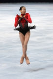 Mao ASADA (JPN) free skating Stock Photos
