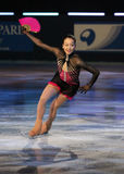 Mao ASADA (JPN) Gala performance Royalty Free Stock Images