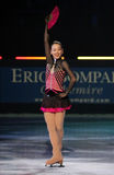 Mao ASADA (JPN) Gala performance Royalty Free Stock Image