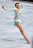 Mao ASADA (JPN) short skate Stock Images
