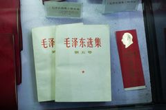 MAO`s little red book Royalty Free Stock Photography