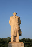 Mao 's statue Royalty Free Stock Photo