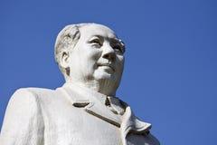 Mao Tse-tung statue. Chairman Mao Ze Dong statue in Beijing city of China Stock Photos