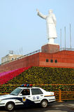 Mao Tse-tung statue Royalty Free Stock Photography