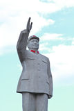 Mao Tse tung Statue Royalty Free Stock Images