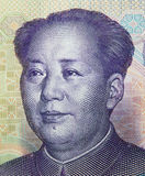 Mao Zedong Fotografia Stock Libera da Diritti
