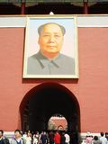 Mao Zedong fotos de stock