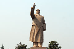 Mao Zedong Figurine Royalty-vrije Stock Fotografie