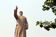 Mao Zedong Figurine Stock Images