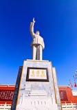 Mao Zedong monument Royaltyfria Bilder