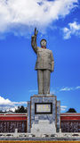 Mao Zedong statue Stock Photos