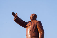 Mao Zedong Statue Stock Images