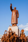 Mao Zedong Statue Stock Photography