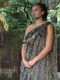 Maori βασίλισσα Στοκ εικόνα με δικαίωμα ελεύθερης χρήσης