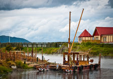 Maori by Royaltyfri Bild