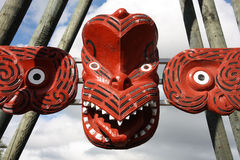 Maori art Royalty Free Stock Images