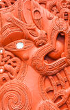 Maori Carving Photos stock