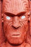Maori Carving Image libre de droits