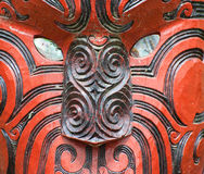 Maori Carving Royalty Free Stock Images