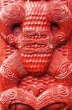 Maori Carving Stock Photos