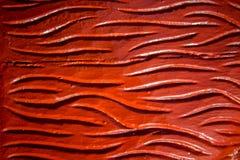 Maori carving - element Stock Photo