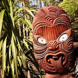 Maori carving Royalty Free Stock Photos
