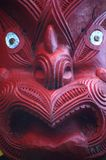 Maori face mask Stock Photos
