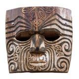 Maori gravure royalty-vrije stock afbeeldingen