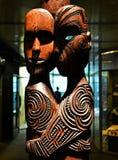 Maori hug stock images