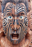 Maori Mask Stock Image