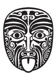 Maori Masker Royalty-vrije Stock Fotografie