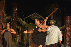 Maori people sing and dance. Maori are the indigenous people of New Zealand that migrated to New Zealand from Polynesia1000 years ago stock images