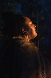 Maori people woman Royalty Free Stock Photography