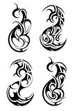 Maori tattoo Royalty Free Stock Image