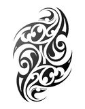 Maori tattoo Stock Images