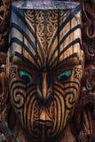 Maori Totem Stockfotografie
