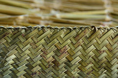 Maori weaving artwork Stock Photos