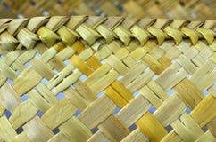 Maori weaving artwork Stock Image