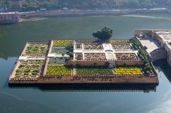 Maota Lake and Gardens of Amber Fort, Jaipur
