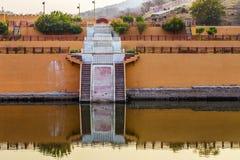 Maotha jezioro Amer fort fort złota Fotografia Stock