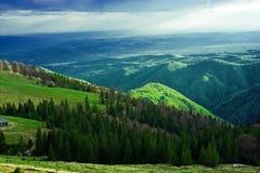 maountain ландшафта Стоковое Изображение RF